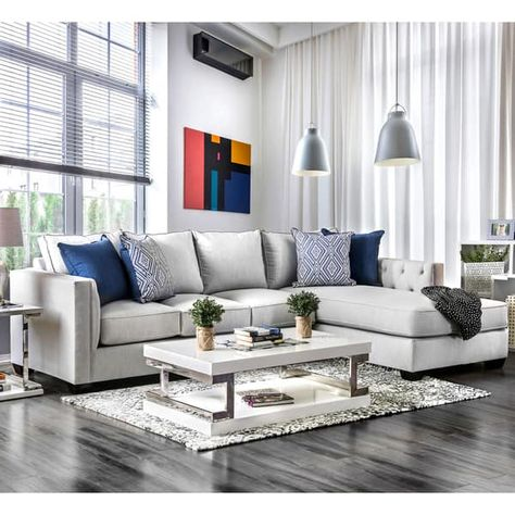 Overstock Com Online Shopping Bedding Furniture Electronics Jewelry Clothing More Contemporary Living Room Design Modern Sectional Living Room Furniture Of America