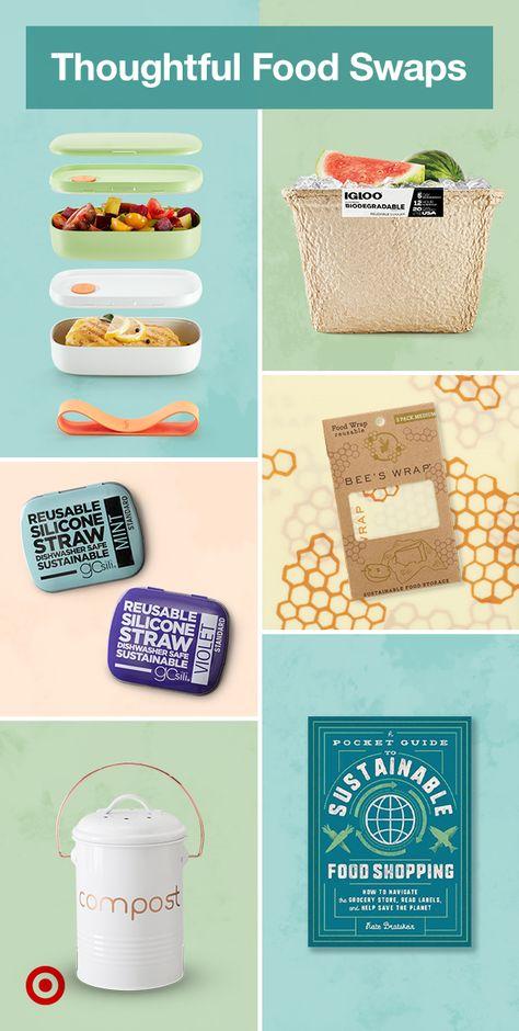 Reduce Food & Packaging Waste