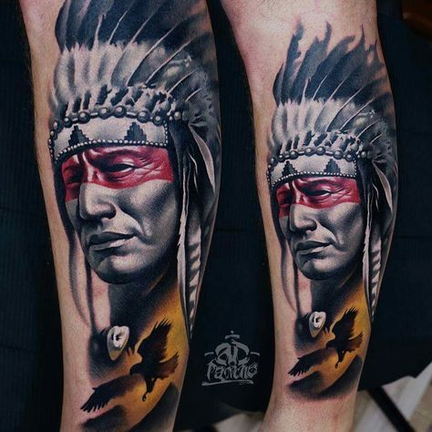 Pin By Guillermo Hernandez Salazar On Meaning Tattoos Native American Tattoos Native American Chief Tattoo Native Indian Tattoos
