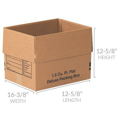 Small Moving Boxes Premium Labeled For Movers Uboxes Com Moving Boxes Moving Kit Packing Boxes