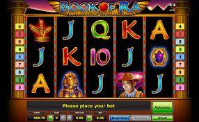 Игровой автомат книжки без регистрации
