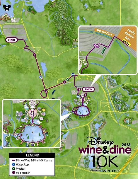 Something New for Wine and Dine? #rundisney | Run disney ... on tough mudder course map, disney marathon 2014 map, walt disney marathon map, disney princess map, disney princess 10k medal, disney marathon 2015 map, disney half marathon map, disney resort map, disney character map, disney full marathon map, disney boardwalk map, disney fort wilderness map, run disney course map, disneyland 10k course map, disney princess marathon course, disney dolphin map, disney 10k course map, disney world map,