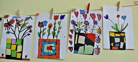 51ffd29df690 List of Pinterest květiny tvoření s dětmi pictures   Pinterest ...