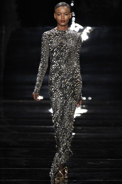 Reem Acra - www.vogue.co.uk/fashion/autumn-winter-2013/ready-to-wear/reem-acra/full-length-photos/gallery/924262