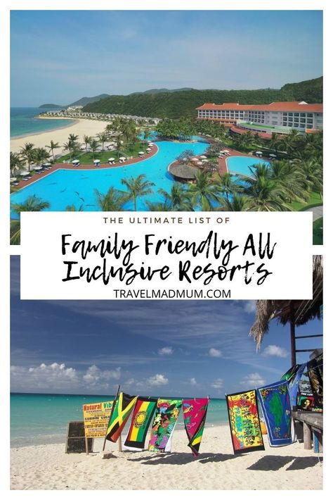 The Best All Inclusive Resorts For Families Best All Inclusive Resorts Inclusive Resorts All Inclusive Resorts