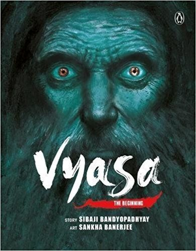 Download Free Vyasa The Beginning Pdf Ebook Ebook Graphic Book Free Comics