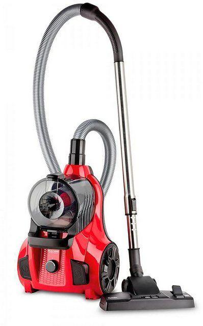 Bodenstaubsauger Ranger Electronic 890 Watt Beutellos Kabel