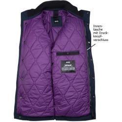 Winter Jackets For Men Winterjacken Fur Herren Boss Men S Field Jacket Microfiber Water Repellent In 2020 Field Jacket Mens Field Jacket Winter Jacket Men