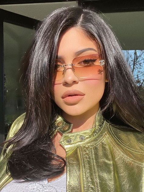 Kylie Jenner Icons, Kylie Jenner Short Hair, Moda Kylie Jenner, Kylie Jenner Lipstick Mac, Kylie Hair, Kendall Jenner Style, Kendall And Kylie, Kylie Jenner Fashion, Jenner Makeup