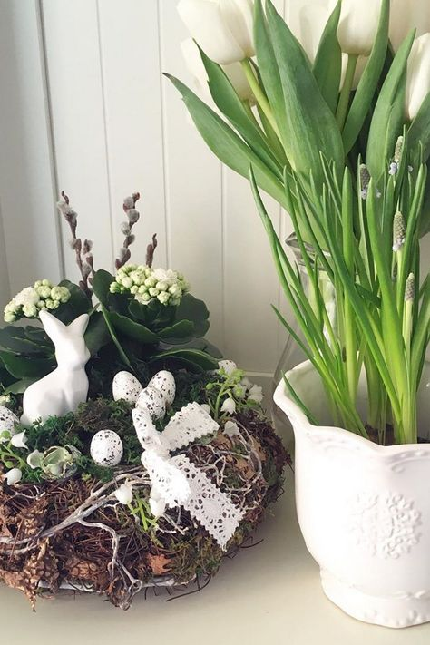 33 Easter Home Decor To Rock This Summer