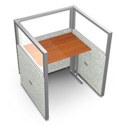 Office Workspace Solid Cubicle Office Design Ideas With Small