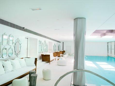 Hot List 2012 Hot Spas Luxury Hotel Hotels Design Paris Spa