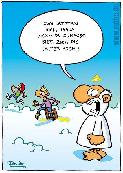 Jesus witze