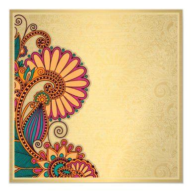 Wedding Hd Wallpaper Ganpati Invitation Card Background