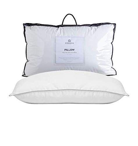 100% Cotton Microfibre Pillow   Vision