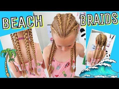 braids! im rasta-look sommer strand beach frisur coole