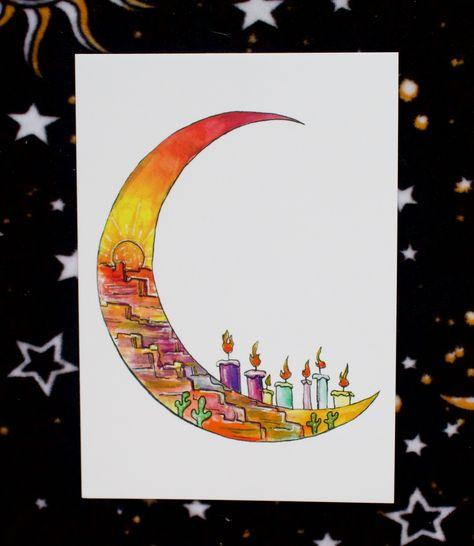 @cosmic.heartistry #moon #moonart #elements #moonmagic