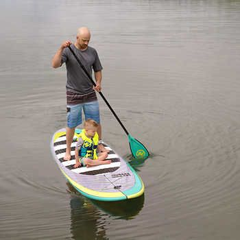Hyperlite Alki 11 Stand Up Paddleboard Paddle Boarding Stand Up Standing
