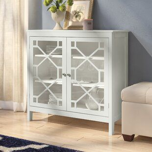 Bloomsbury Market Dickison 4 Drawer Accent Chest Accent Cabinet Accent Doors Cabinet