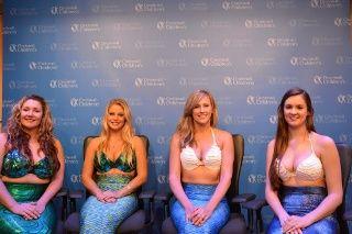 Newport Aquarium hosting Weeki Wachee Mermaid exhibit   Local News - Home