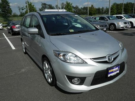 2009 Mazda Mazda5 Grand Touring In Ellicott City Md 9812998 At