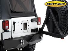 Jeep Wrangler Bumpers|Front & Rear|Morris 4x4 Center