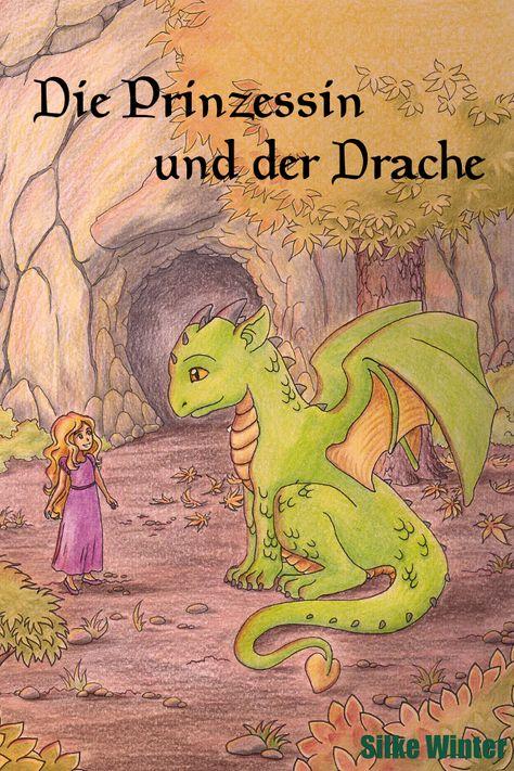 Die Prinzessin und der Drache | #Kurzgeschichte für #