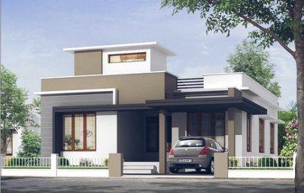 Home Color Exterior Indian 16 Ideas Small House Design Exterior Small House Exteriors Small House Elevation Design