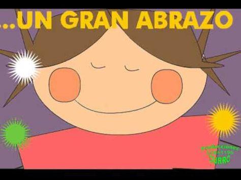 ▶ Canción Infantil LAS PARTES DE MI CUERPO - YouTube