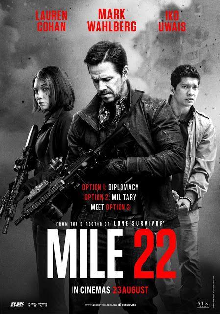 Mile 22 2018 720p Bluray X264 Peliculas Y Documentales Vistos