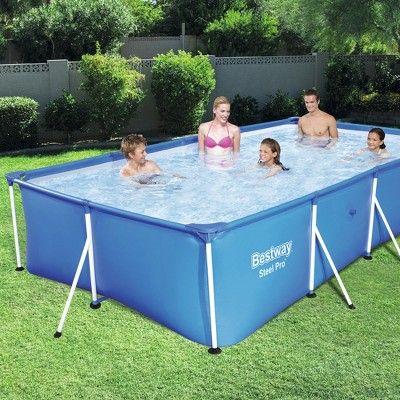 16 Rectangle Swimming Pools Ideas Swimming Pools Above Ground Swimming Pools In Ground Pools