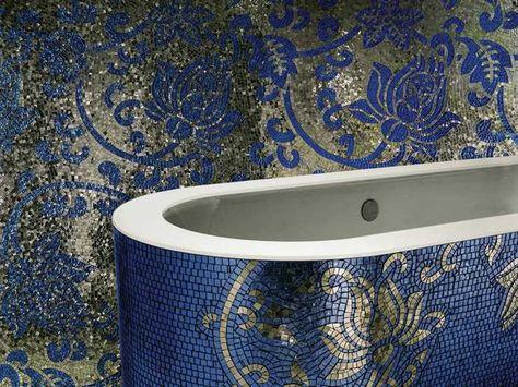 Carrelage Mosaique De Design Italien Par Sicis En 35 Photos Dom