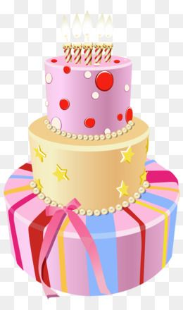 Birthday Cake Png Birthday Cake Transparent Clipart Free