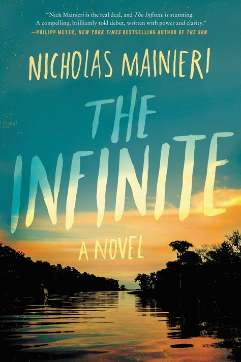 Nicholas Mainieri - The Infinite