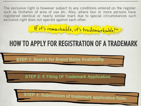 22 best online trademark registration images on Pinterest - exclusivity agreement template