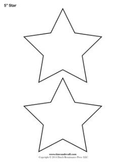 photograph regarding Star Stencils Printable named Printable Star Stencil Might BE CRICUT Layouts Star