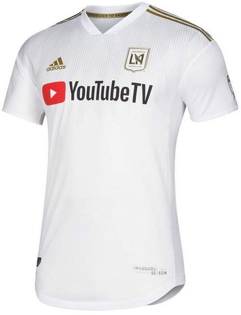 d0b988301 adidas Men s Los Angeles Football Club Secondary Authentic Jersey ...