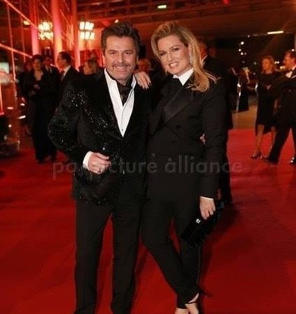 Thomas Anders On Instagram Red Carpet With My Lovely Wife Claudia Weidunganders Manchmal Muss Es Sein Wir Gehen Nur A Modern Talking Thomas Anders Thomas