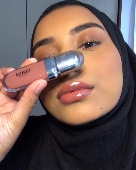 Favourite lipgloss for everyday, is the @kikomilano 3D hydra lipgloss in '20'💄✨ #beautybyshuu #kiko #inlove #oohmee #kikotrendsetters
