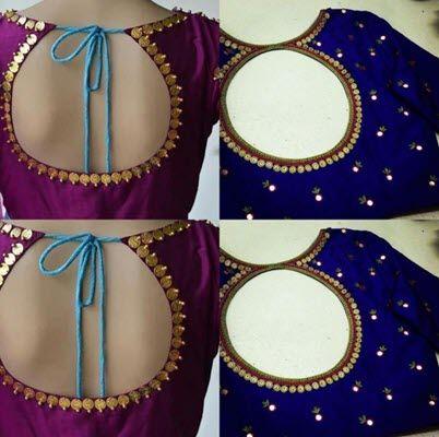 15 Simple Blouse Designs For Daily Wear Sarees Wedlockindia Com In 2020 Simple Blouse Designs Blouse Neck Designs Dress Neck Designs,Small Space Small Beauty Salon Design Ideas