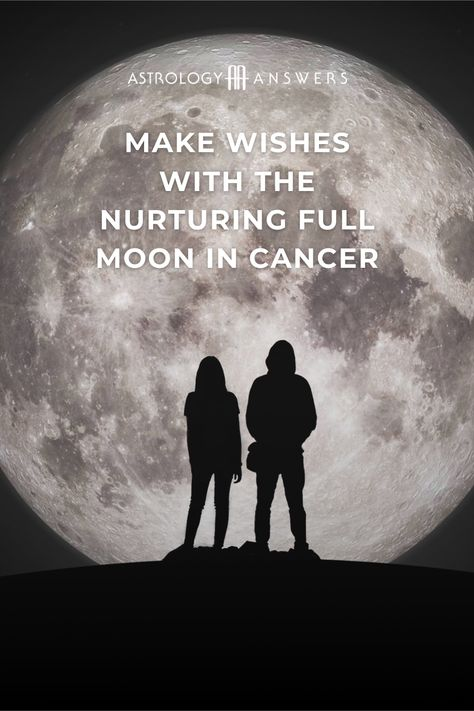 On December 29th, the Full Moon occurs in the sign of Cancer – the one sign of the zodiac that is actually ruled by the Moon in all it's glory. Are you ready? #fullmoon #fullmoonincancer #cancerfullmoon #fullmoonastrology