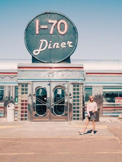 Stunning Pic Blackandwhitevintagephotography Vintage Photography Aesthetic Vintage Diner Aesthetic