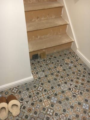 Pin By Storm E Knight On Victorian Bathroom Modern Floor Tiles Floor Tile Design Victorian Bathroom