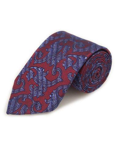 Robert Talbott Mens Best Of Class Woven Silk Tie