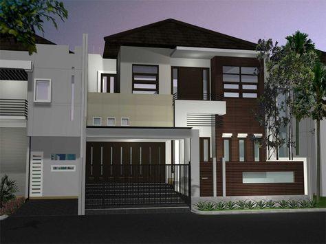 model rumah minimalis masa kini   desain rumah, desain