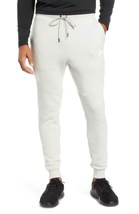 Mens Nike Sportswear Tech Fleece Joggers 805162-438 Blue//White NEW Size 2XL