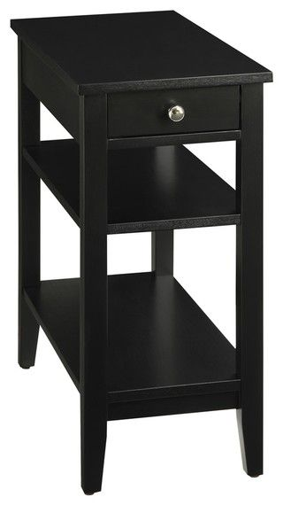 Kristin Corrigan S Home Is The Definition Of Blissful End Tables With Drawers Convenience Concepts