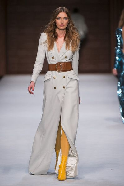 Elisabetta Franchi At Milan Fashion Week Fall 2018 - The Most Beautiful Runway Dresses From Milan Fashion Week Fall 2018 - Photos