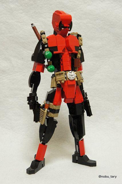 Deadpool | Flickr - Photo Sharing!