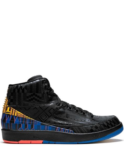 Jordan Air Jordan 2 Retro BHM - Black